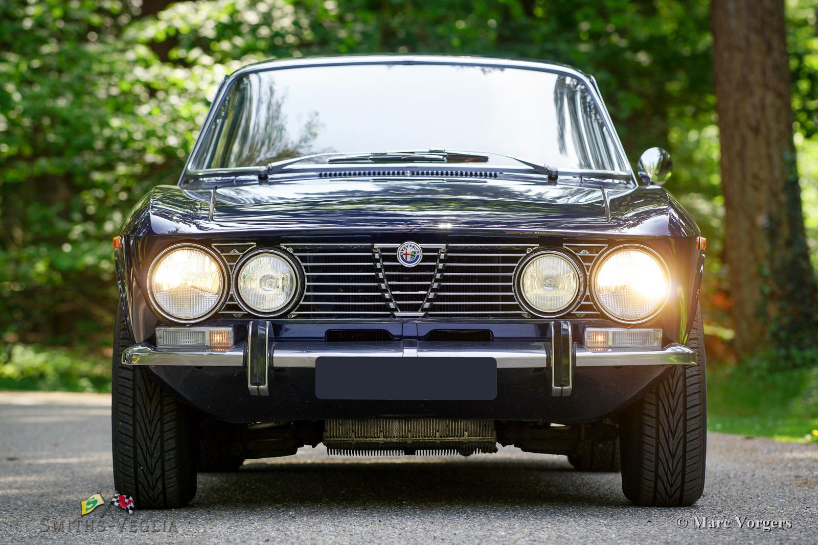 1972年 アルファ ロメオ 2000 GTV